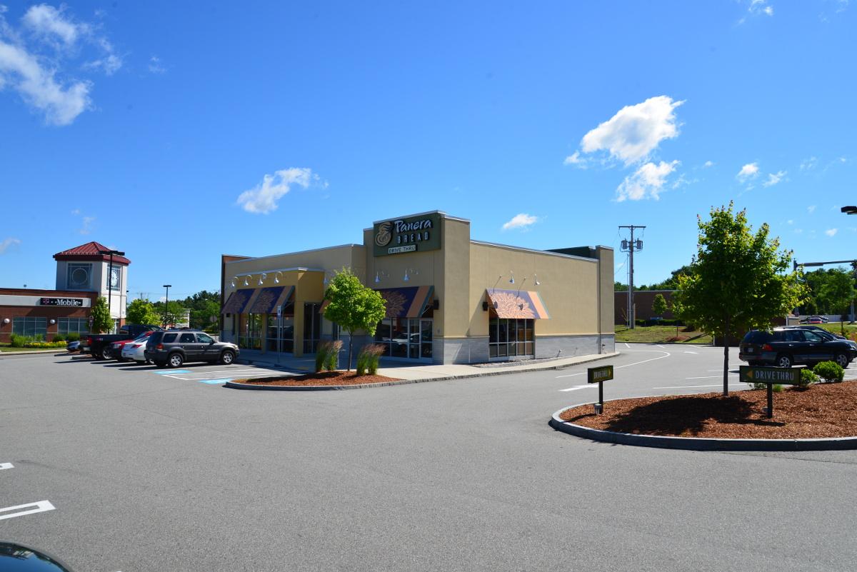 Panera Bread, Plaistow New Hampshire
