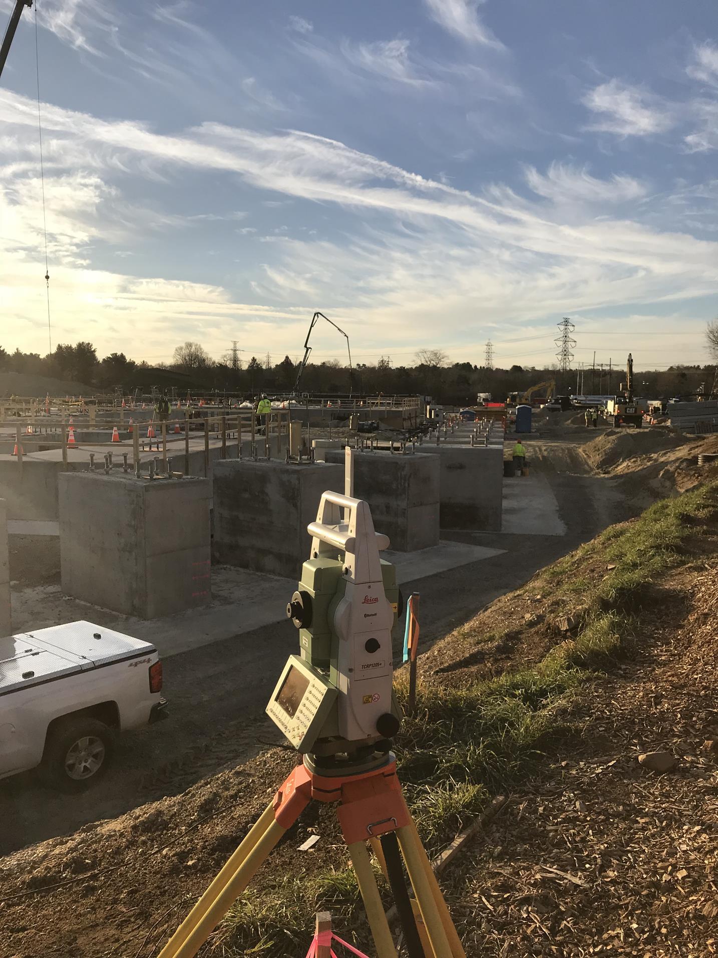 Pharmaceutical Plant Construction, Danbury Connecticut