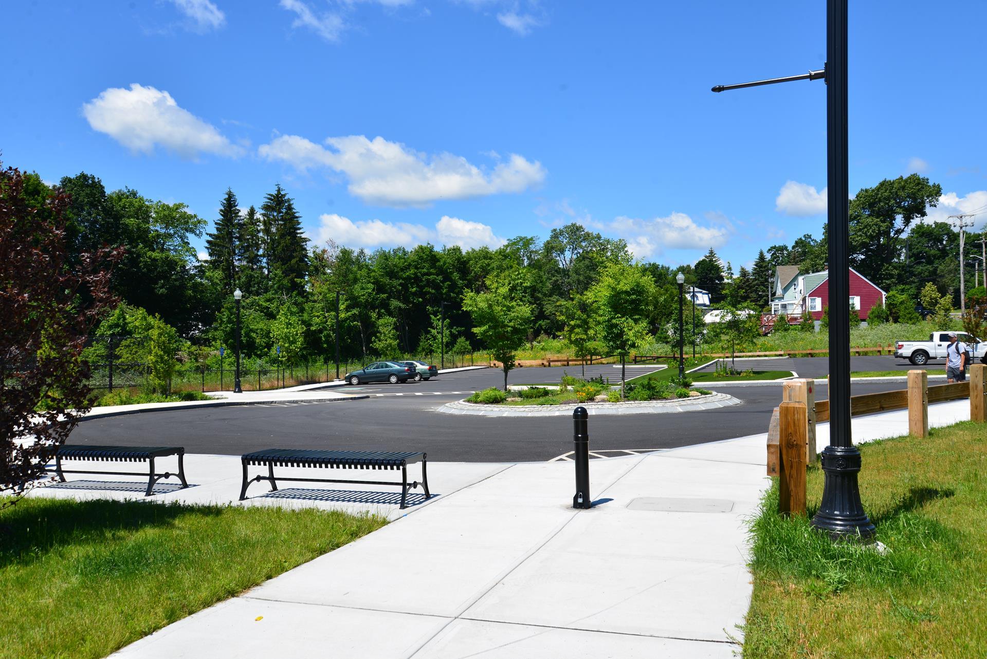 Indian Hill Park, City of Worcester Massachusetts