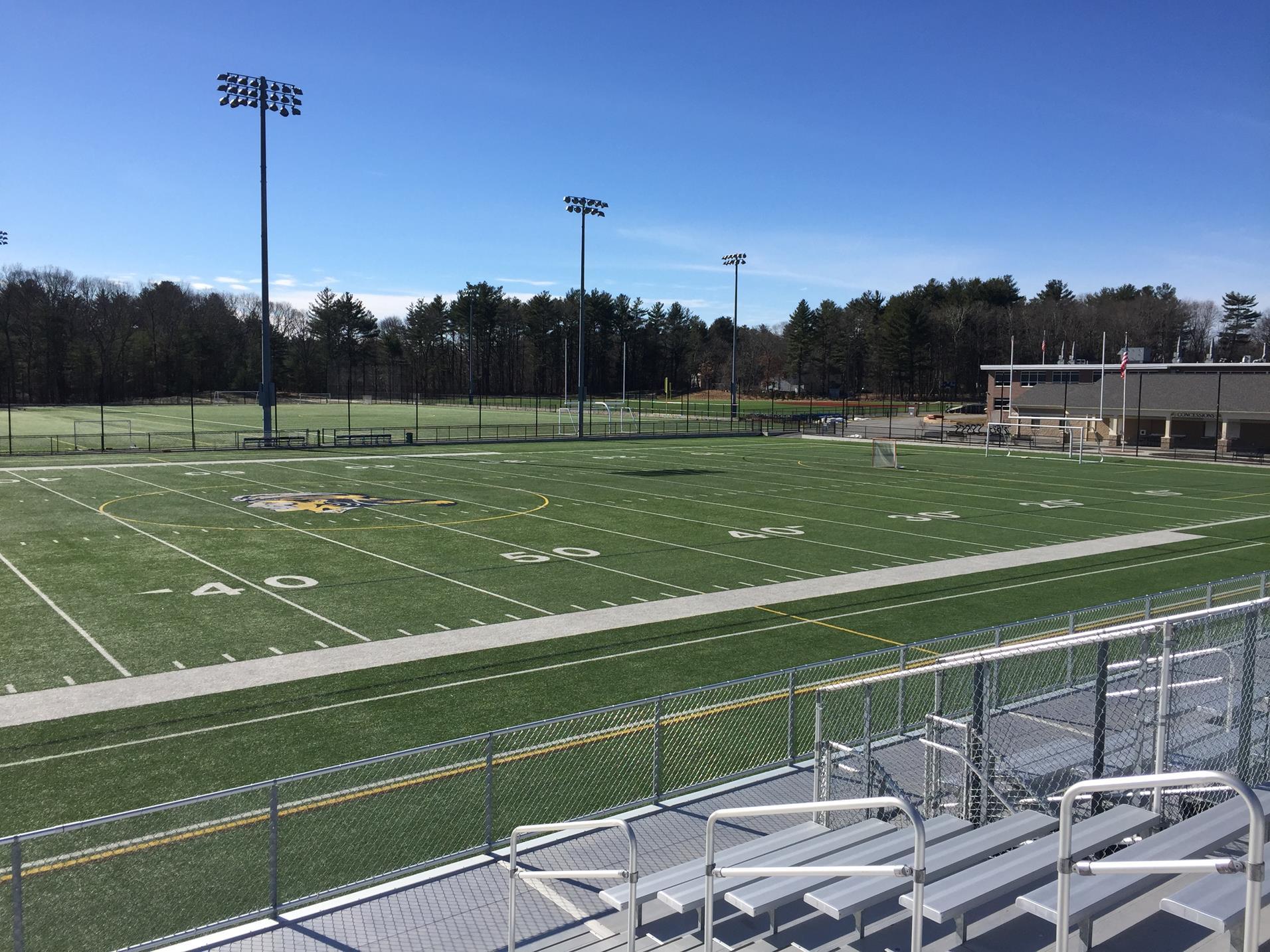 Lynnfield Athletic Fields, Lynnfield Massachusetts